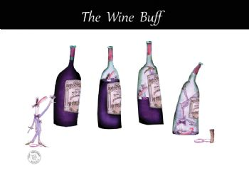 The Wine Buff - Limited Edition